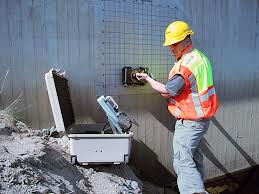 X Ray Concrete scanning service performed in Manhattan